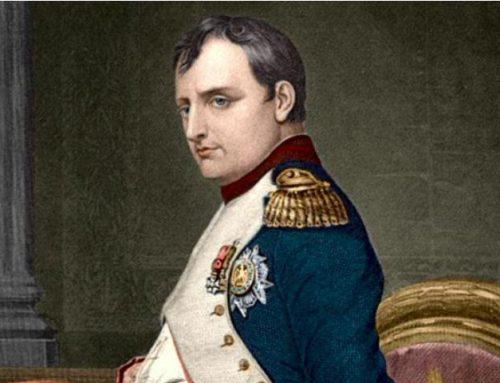 So schlief Napoleon