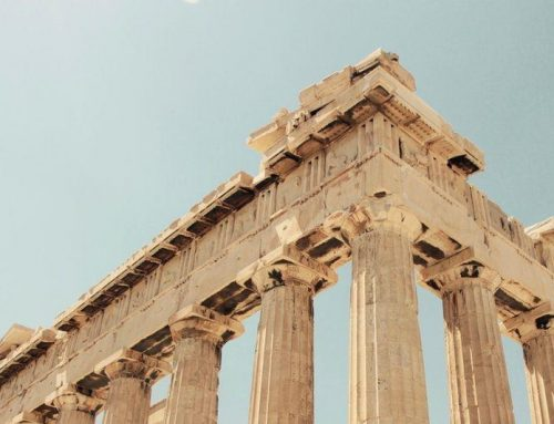 Den Griechen verdanken wir die Bezeichnung Kammer für das Schlafzimmer