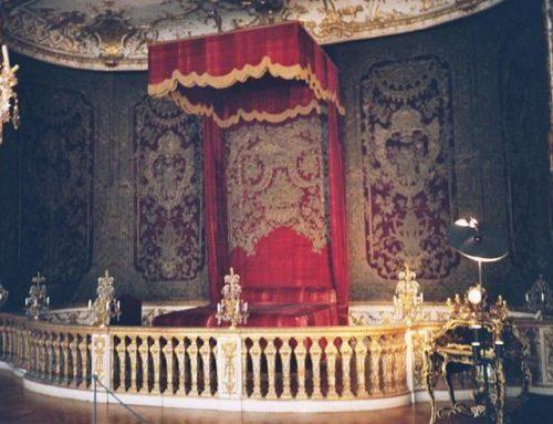 Karl Albrecht von Bayern folgte auch dem französischen Hofzeremoniell