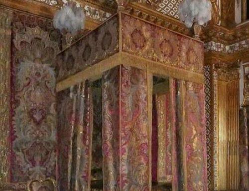 König Ludwig XIV Frankreichs berümtester Herrscher galt als ausgesprochener Bett-Anbeter