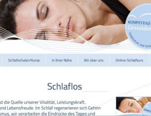 Was sind die Kompetenzzentren für gesunden Schlaf?