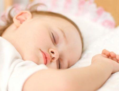 Schlaf zu Beginn des Lebens