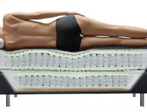Matratzenunterfederung ala Boxspring
