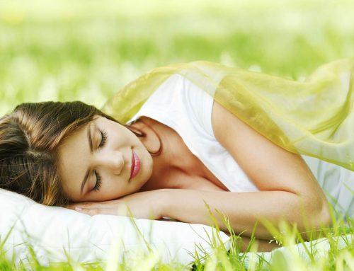 Natur Pur im Bett – für einen erholsamen Schlaf