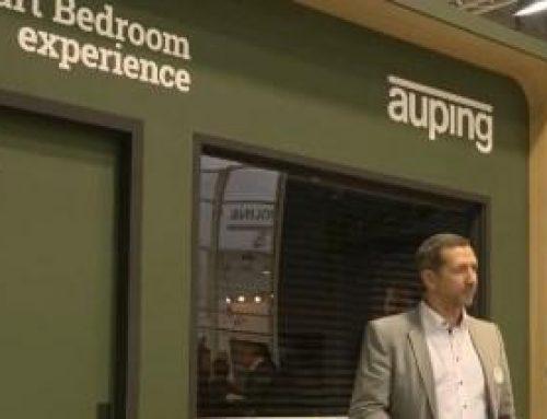 Auping – Smart Bedroom