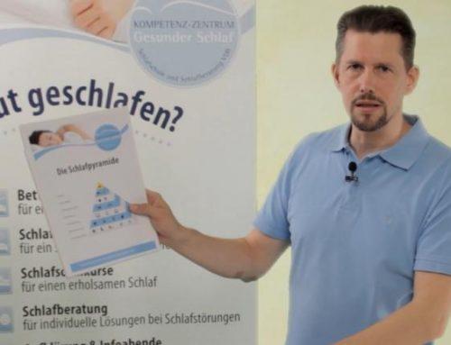 Online-Schlafkurs des Kompetenz-Zentrum-Gesunder-Schlaf