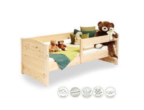 Unser erstes Zirben Kinderbett – Von Bettkonzept