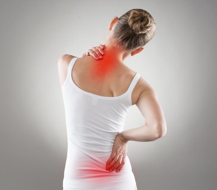 Abbildung Rückenschmerzen