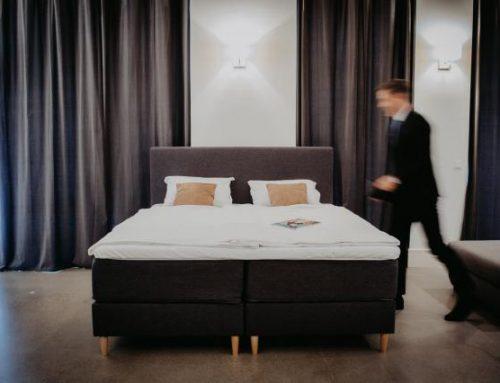 Gut schlafen im Hotel