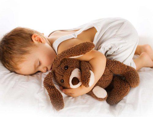 Allein schlafen lernen