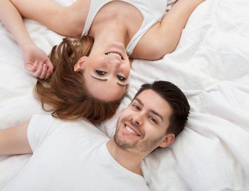 Die Matratze teilen: Zu zweit durchschlafen