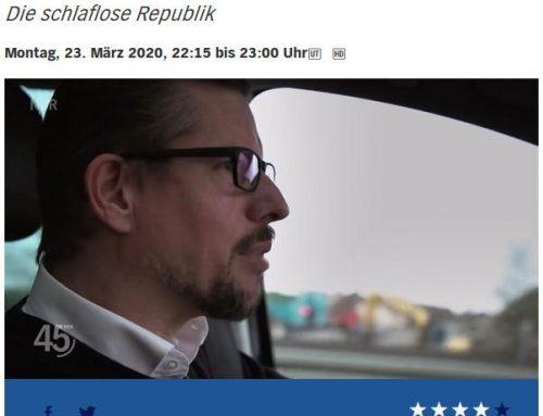 Markus Kamps, Schlafcoach im TV