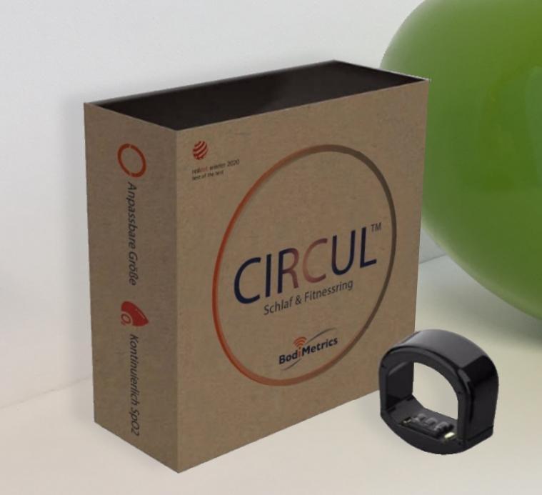 Circuil Schlaftracker Ring