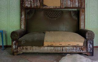 Altes Bett