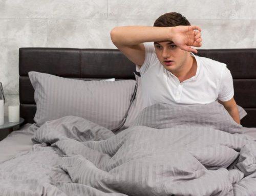 Kein Schwitzen im Bett – gibt es eine Art Klimaanlage, die hilft oder doch Besseres?