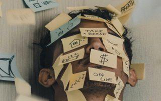 Stress und Hektik