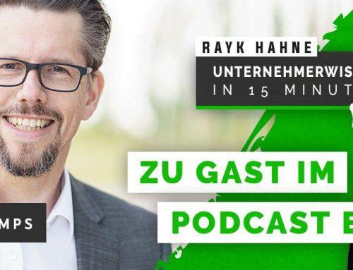 Podcast – Besser Schlafen als Unternehmer